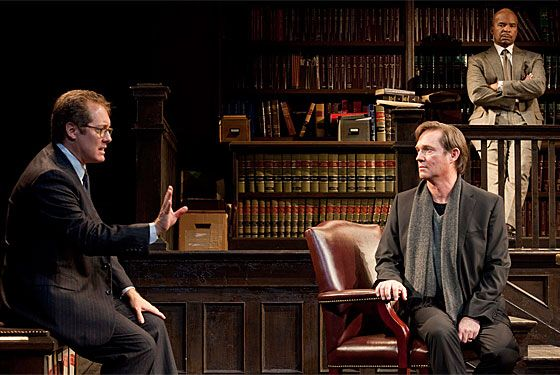 The Original Cast of #DavidMamet's play, #Race, 2009-2010. (#Spader, #RichardThomas, #DavidAlanGrier)