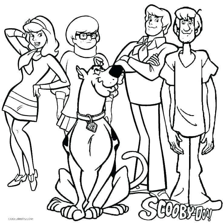 Scooby Doo Coloring Book Coloring Book Coloring Books Plus Good