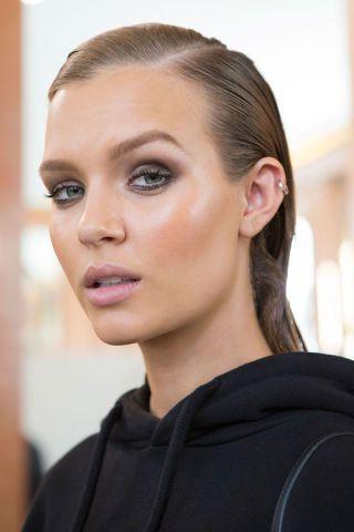 Paris Fashion Week's best hair and makeup:
