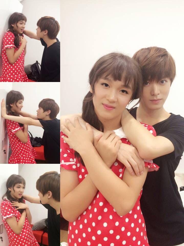 Yuta and Donghyuck XD #SMROOKIES