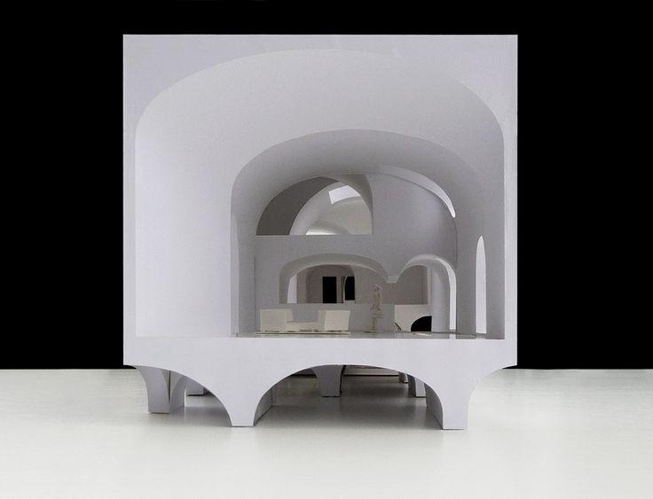 Johnston Marklee & Associates,  maquette, architectural model, maqueta, modulo