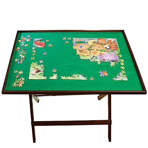 Bits and Pieces – Foldaway Jigsaw Puzzle Table – Set up Puzzle Fun Anywhere – Folds Flat for Easy Storage When Not in Use – Jigsaw Puzzle Accessories  http://www.bestdealstoys.com/bits-and-pieces-foldaway-jigsaw-puzzle-table-set-up-puzzle-fun-anywhere-folds-flat-for-easy-storage-when-not-in-use-jigsaw-puzzle-accessories/
