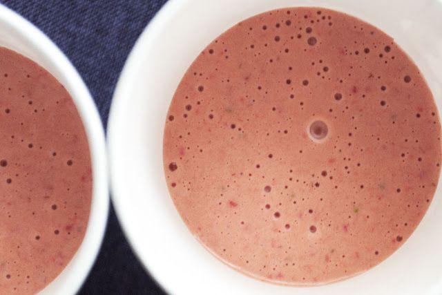 kizikuki: Lody truskawkowe z wanilią