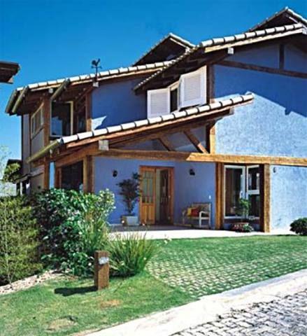 Resultado de imagem para casas rusticas contemporaneas com - Bodegas en sotanos de casas ...