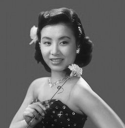 Misora Hibari, great Japanese Enka singer and actress