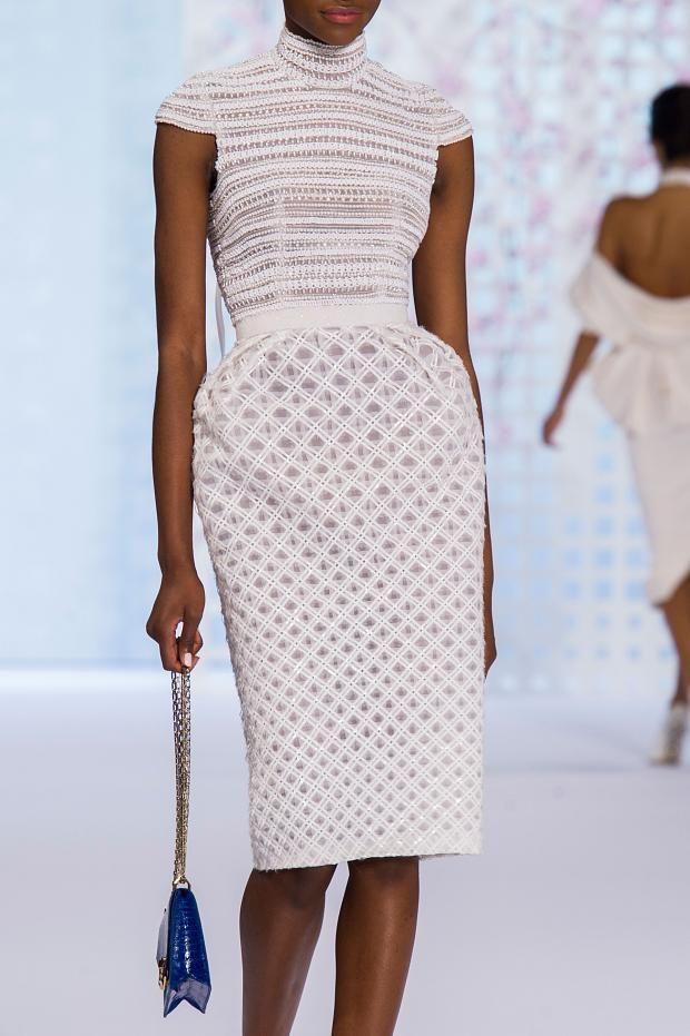 Ralph & Russo  Haute Couture весна-лето 2016  -- ослепительной красоты вечерние платья