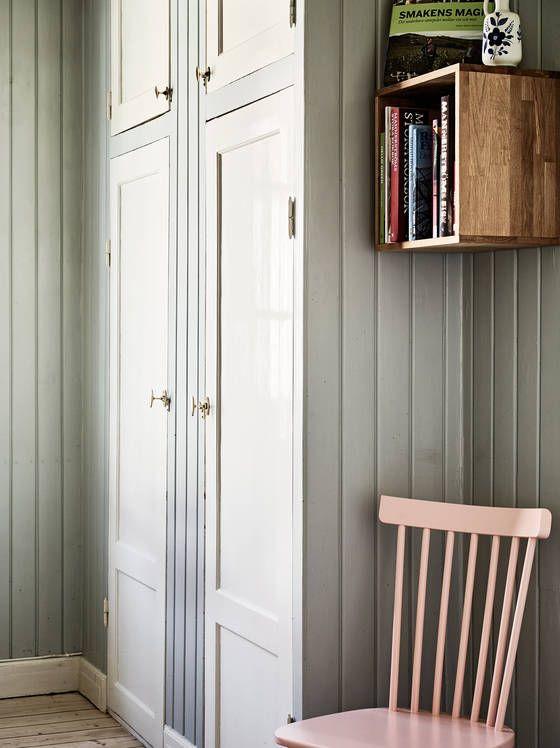 Scandinavian Interior Design Vintage Homes Kitchen Future House Pantries Entrance Style
