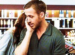 » Y para no extrañarlo, 11 gifs de Ryan Gosling