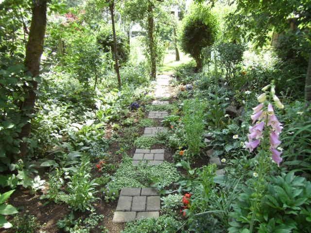 17 Schoner Verwilderter Garten In 2020 Garten Gartengestaltung Zen Garten