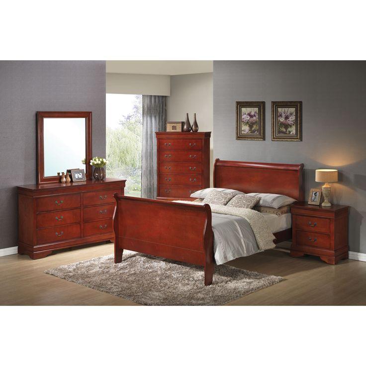 Bordeaux Louis Philippe Style Bedroom Furniture Collection Home Best Bordeaux Louis Philippe Style Bedroom Furniture Collection