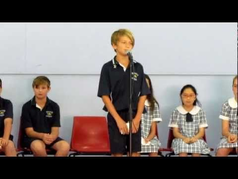 5 Amazing Middle School Campaign Speeches … | Pinteres…