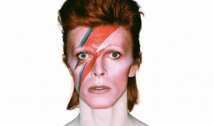 ,,Goodbye David' my goodbye gif to David Bowie
