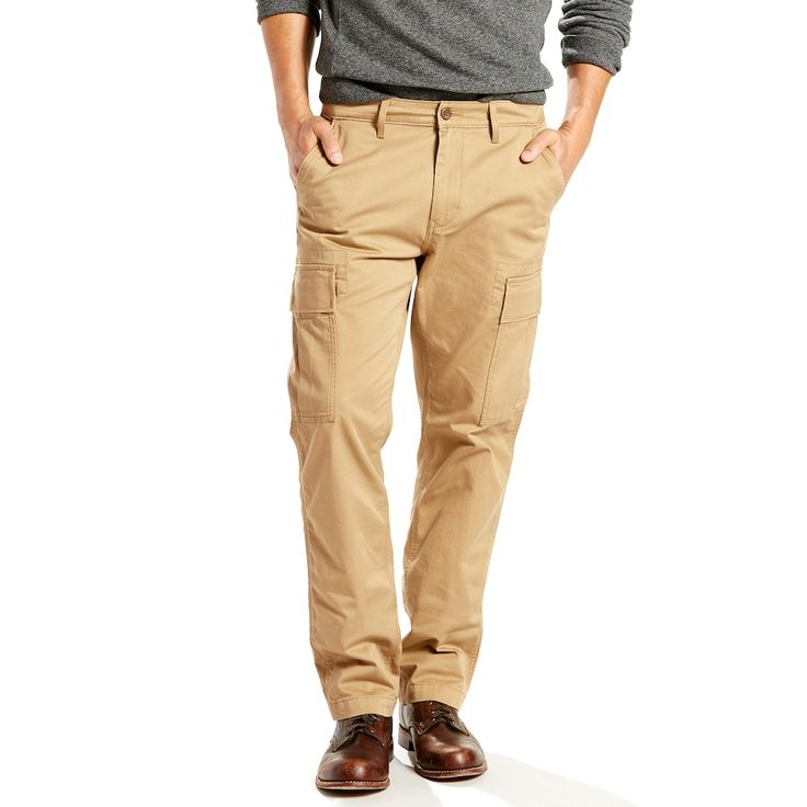 Boys 8-20 Levi's® 541 Athletic Fit Cargo Pants, Size: 29X30, Brown Oth