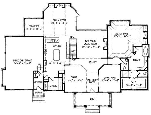 2411 best Floor Plan images on Pinterest Floor plans Master