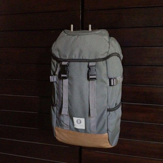 Ridgebake Dash backpack in charcoal