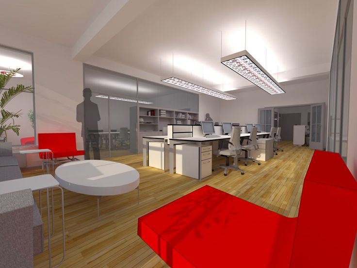 lounge & office concept