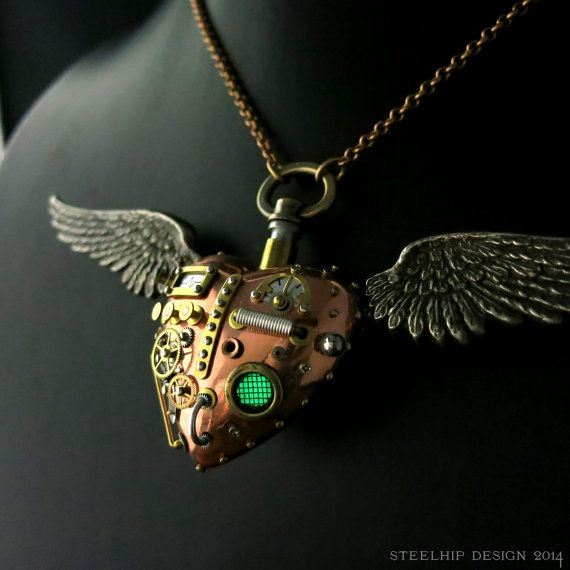 Is Steampunk Jewelry A Craft Or An Art: 17+ Best Images About Steampunk Art & Jewelry On Pinterest