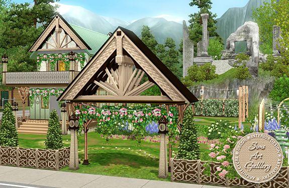 Celtic wedding park
