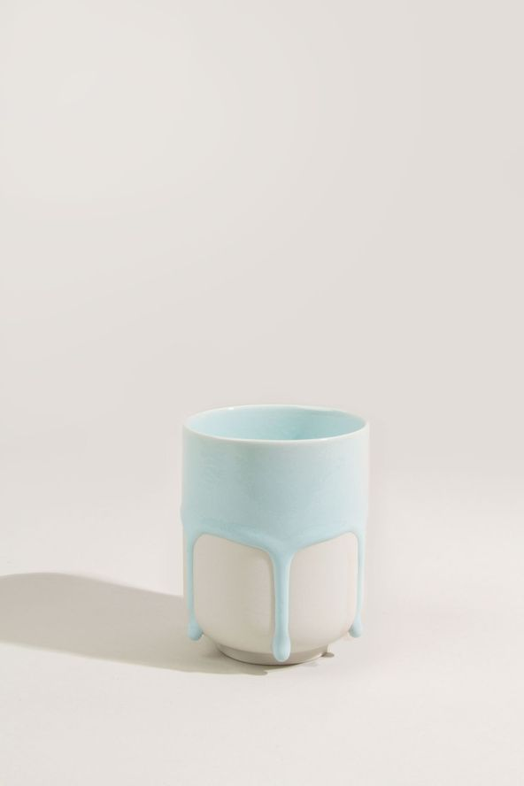 MELTING MUG by Studio Arhoj from Incu via The Third Row.