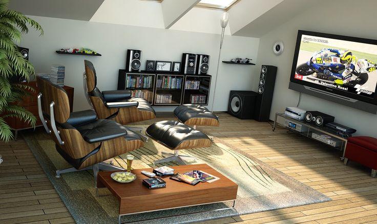 Tips para decorar la sala de videojuegos - Deco Ar