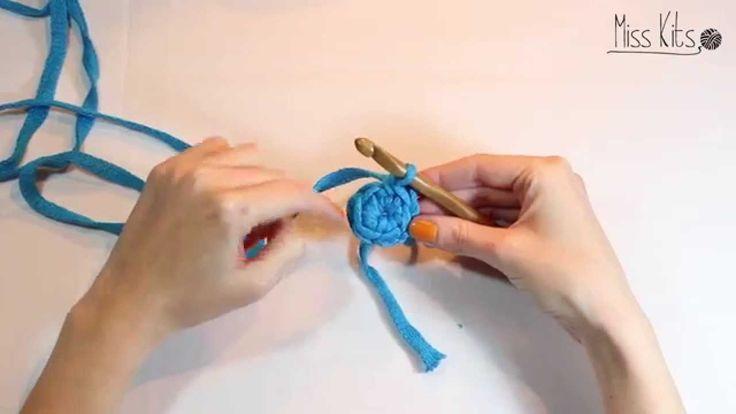 Círculo Mágico ganchillo #DIY