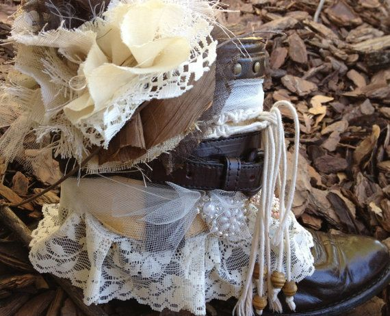 Boho Gypsy Cowgirl Boots Custom Cowboy Boots by ThePaintedPalomino, $195.00