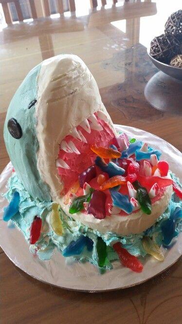 Mason's 8th Birthday Cake