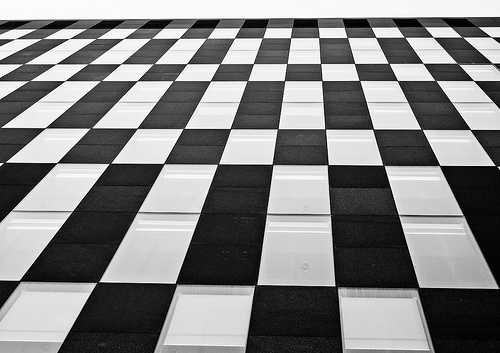 Checker, taken in Liverpool 2012