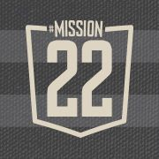 #mission22  -  22 Veterans take their lives due to ptsd every day. Our mission is to end it. #mission22  Raise awareness and give hope to a Veteran