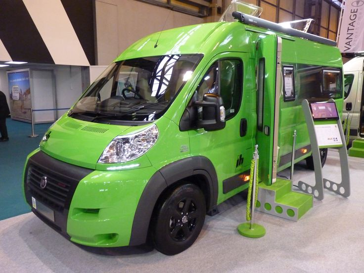green fiat ducato camper rv project pinterest. Black Bedroom Furniture Sets. Home Design Ideas