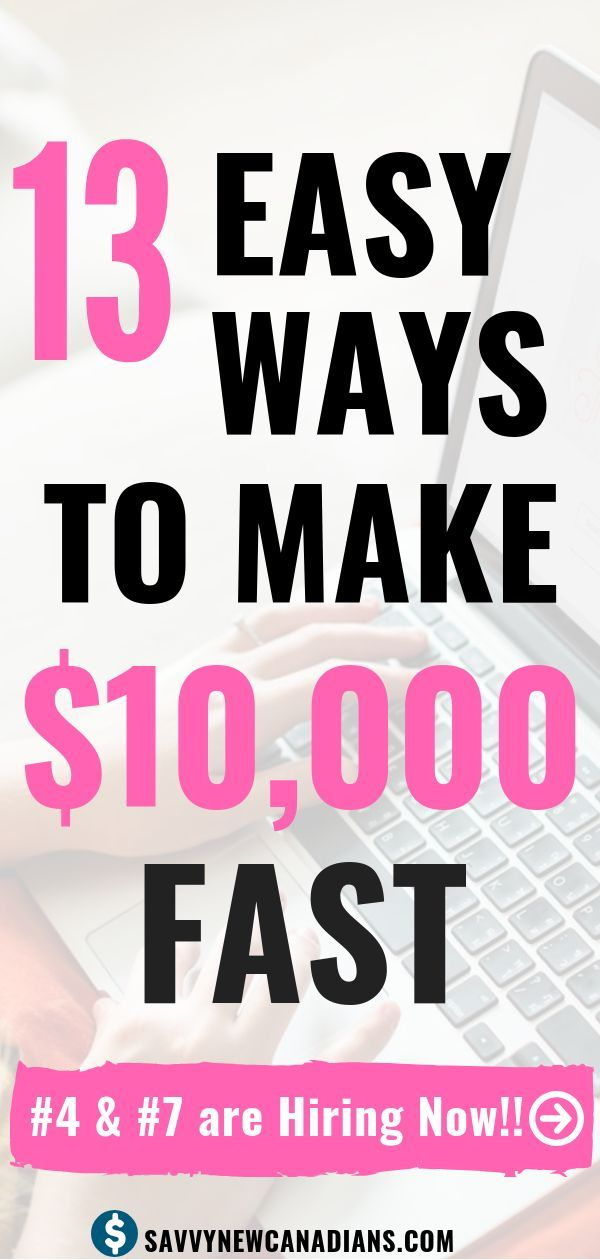 13 Legitimate Ways To Make Real Money Working From Home Extra