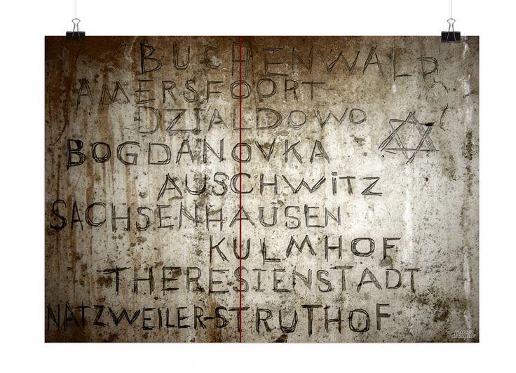 holocaust poster