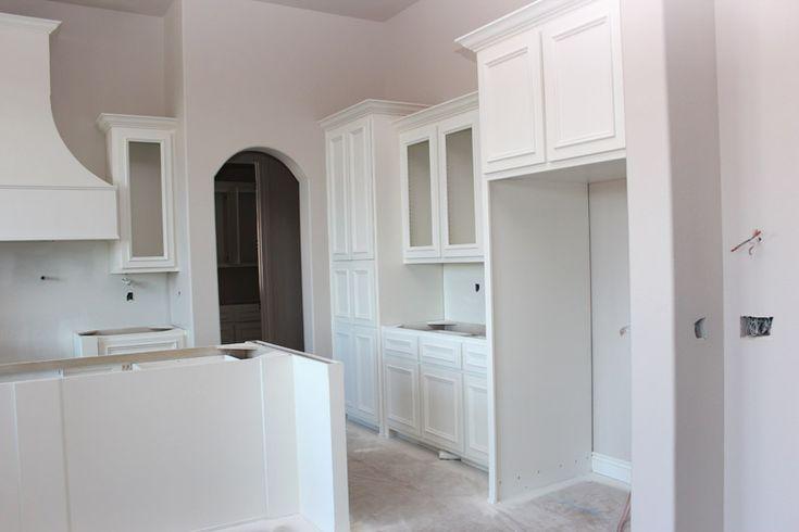 Sherwin Williams West Highland White Kitchen Cabinets