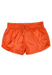 Volley short in orange | L'urv | Women's shorts $35.00  #fitfashion #ootd #flatlay #new #justarrived #borellidesign #blsportswear #wellicious #borellidesign #yoga #pilates #gym #barre #hiit #circuit #younameit #fireandshine