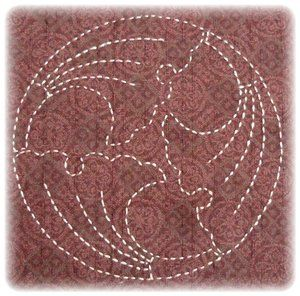 One World Fabrics: Shop | Category: Sashiko Supplies and Patterns