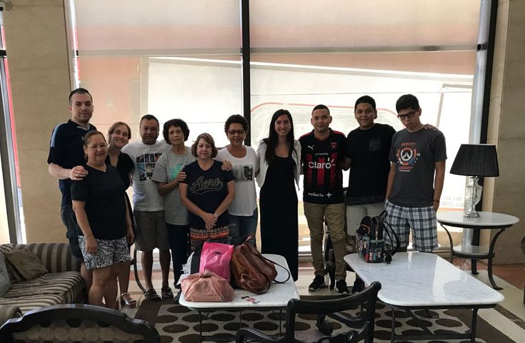 Yesterday our Experience Manager and one of our local experts received this group of Costa Rican travelers upon arrival. We wish them an awesome voyage around Argentina, everything was planned for that to happen, time to enjoy holidays now! #travel #voyage #journey #travelers #holidays #vacation #happytravelers #traveling #happyholidays #Argentina