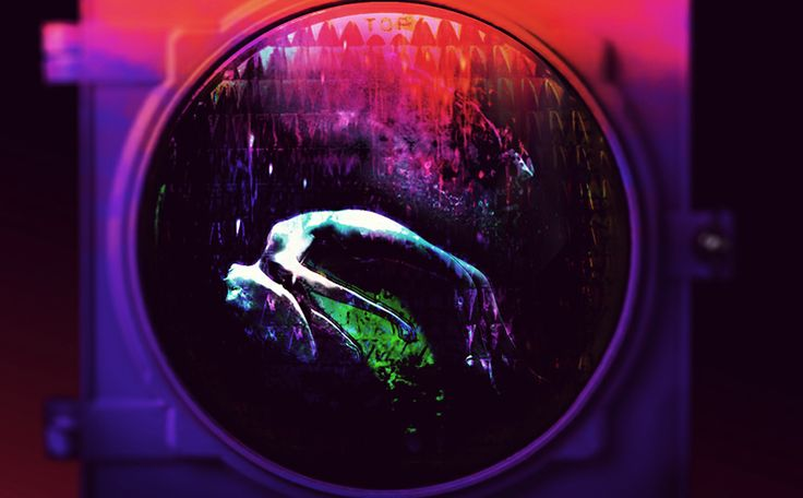 The Green Fairy #ConceptArt - when the spirit dies