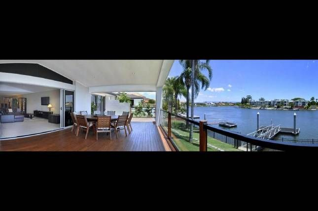 Main river luxury abode