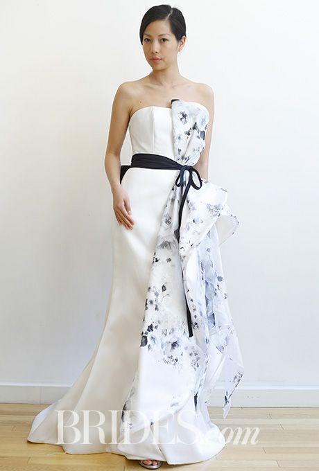 Elisabetta Polignano - Spring 2017. Wedding dress by Elisabetta Polignano