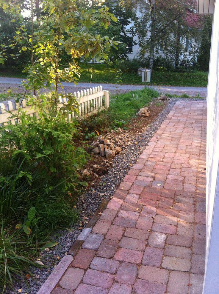 Puutarhan suunnittelu ja toteutus