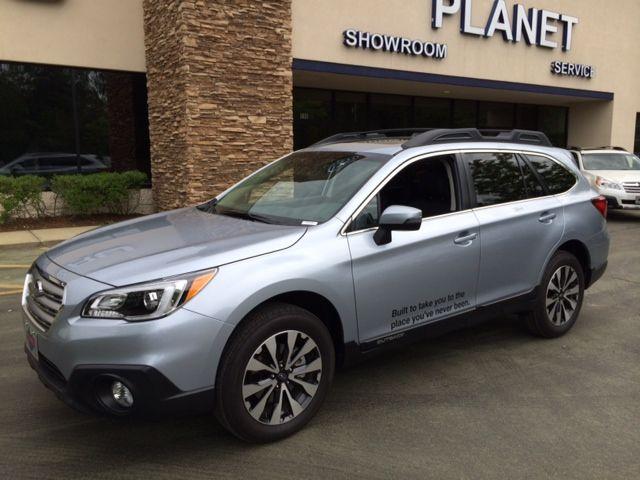 Autotif.com - 2015 Subaru Outback specs