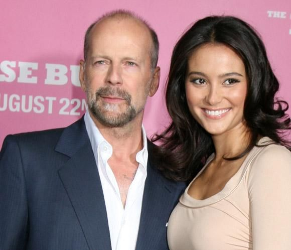 Bruce Willis, Emma Heming Willis | Celebrities | Pinterest ...