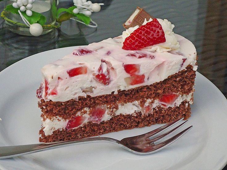 Heisenbergs Küche: Yogurette-Torte (Super lecker und fruchtig)