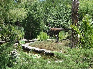 Scavenger Hunt at Zilker Botanical Garden