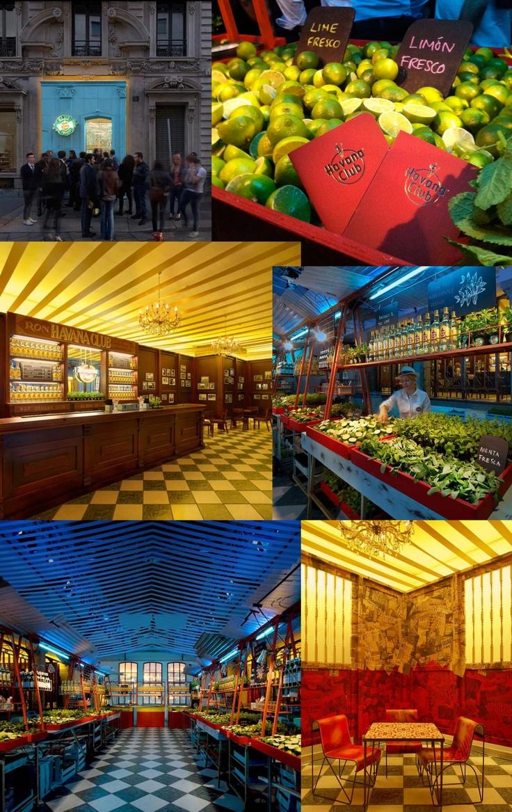 The Havana Club Mojito Embassy: Havana Club, Club Mojito, Work Secrets ...