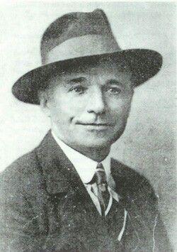 Johannes Anker Larsen  Danish writer and playwright 1874-1957