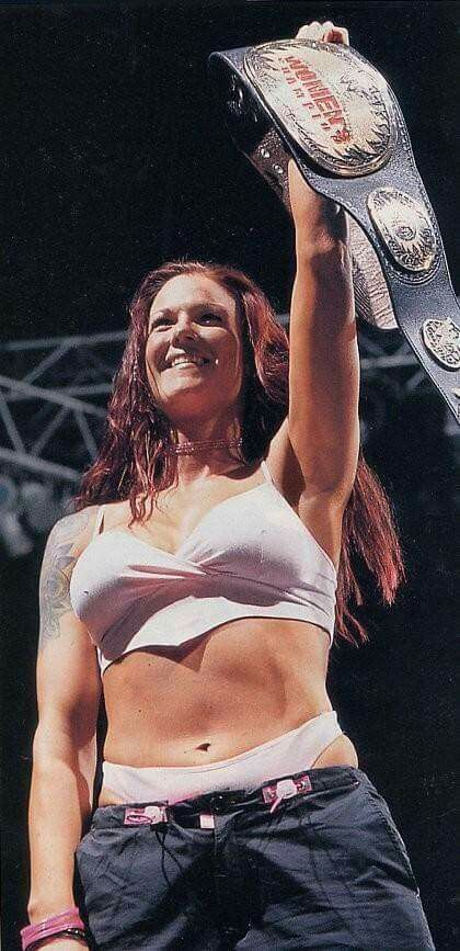 World Champion Woman - Amy Dumas
