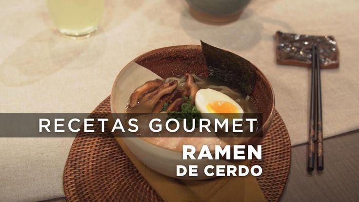Un clásico de la cocina oriental, por Lis Ra en El Gourmet. Sopa Ramen, Pasta, Eggs, Beef, Breakfast, Amy, Recipes, Food, Soups