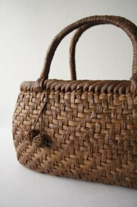 Japanese basket