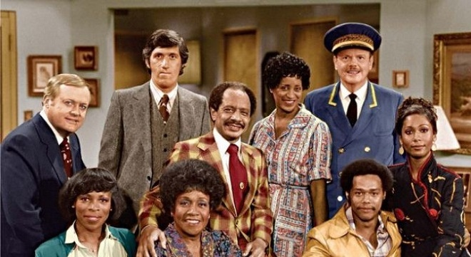 The Jeffersons TV Show 1975-1985